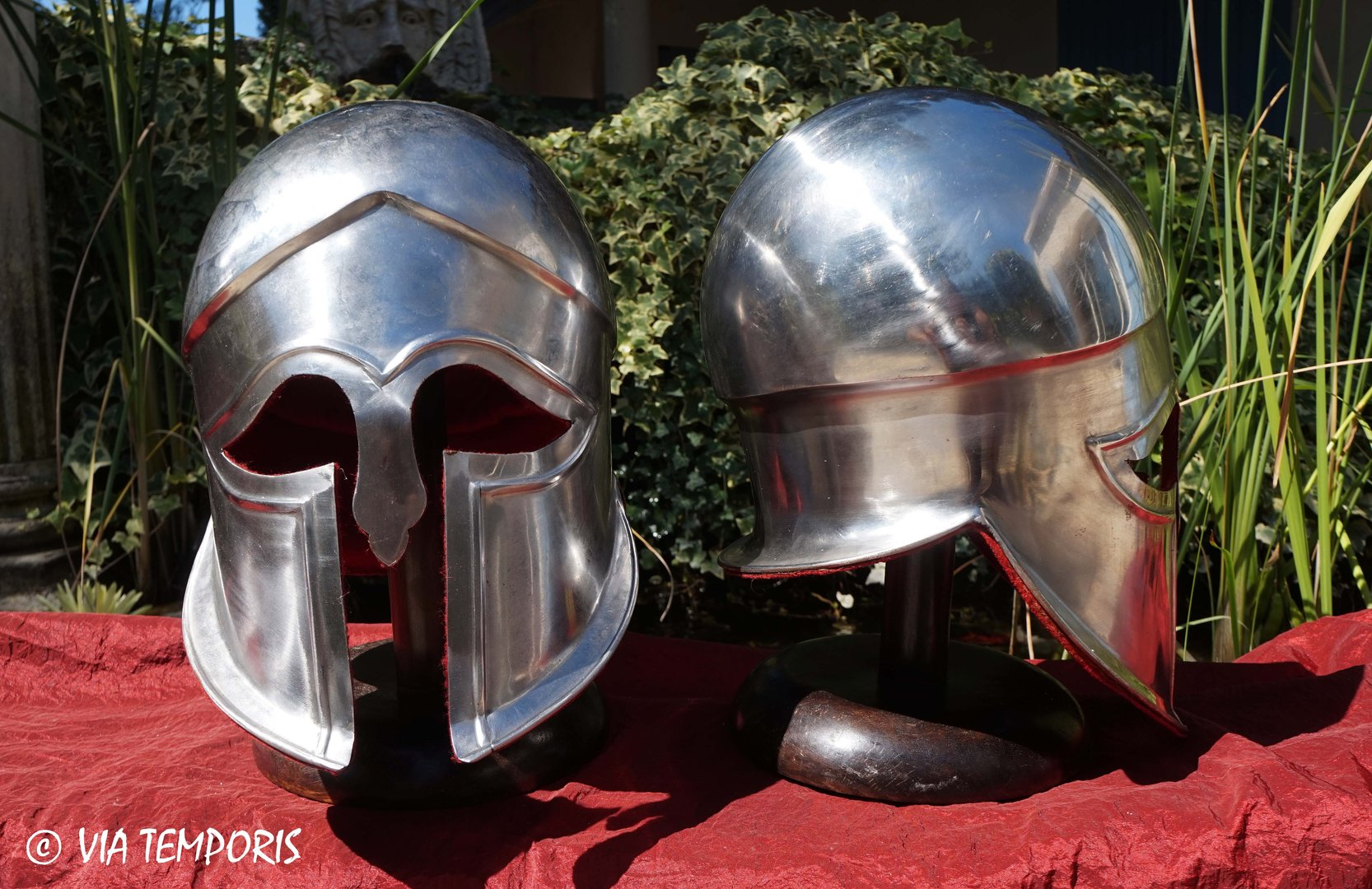 GREEK - CORINTHIAN IRON HELMET MK I