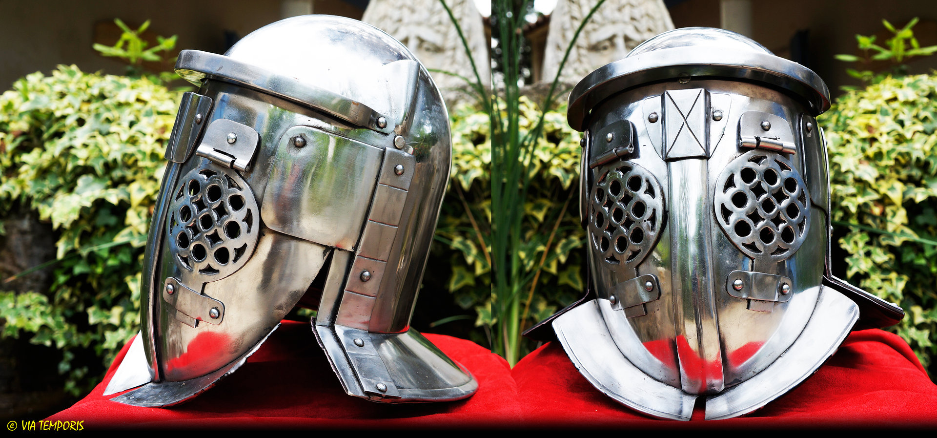CASQUE DE GLADIATEUR PROVOCATOR (EP. 2MM)