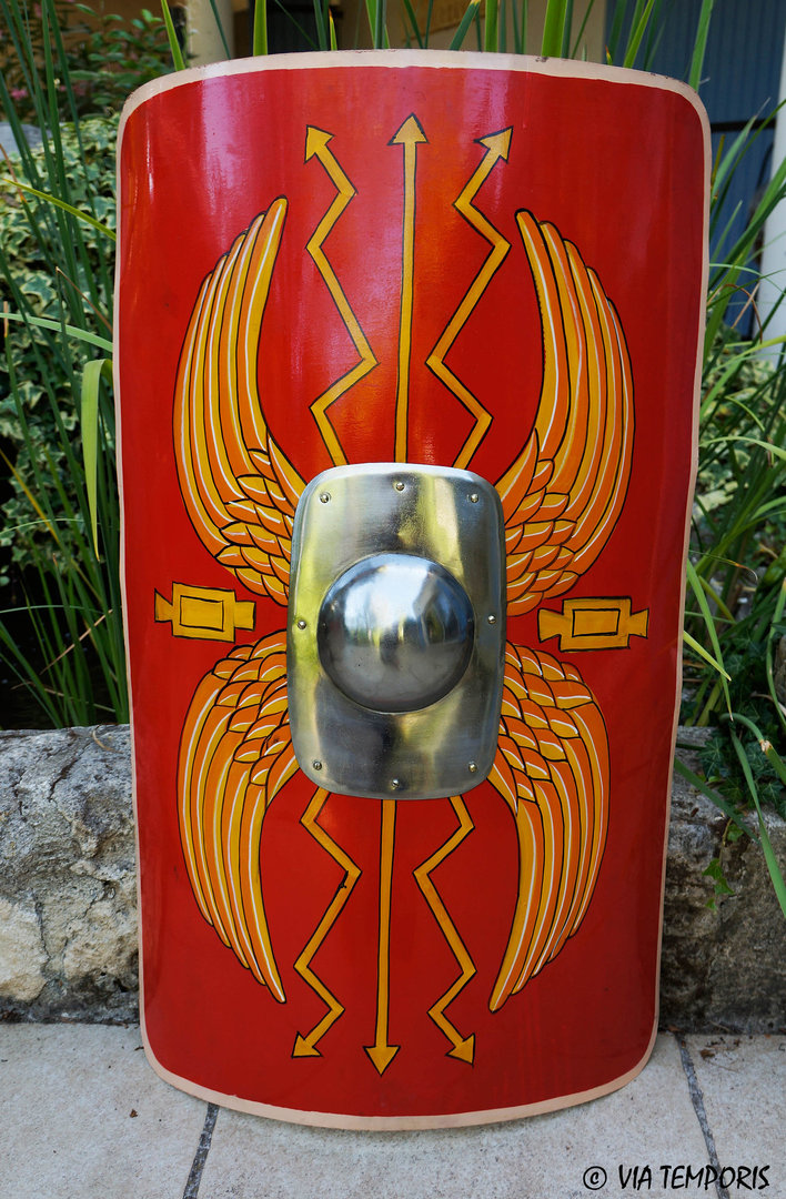 IRON LEGIONARY SHIELD FOR CHILDREN