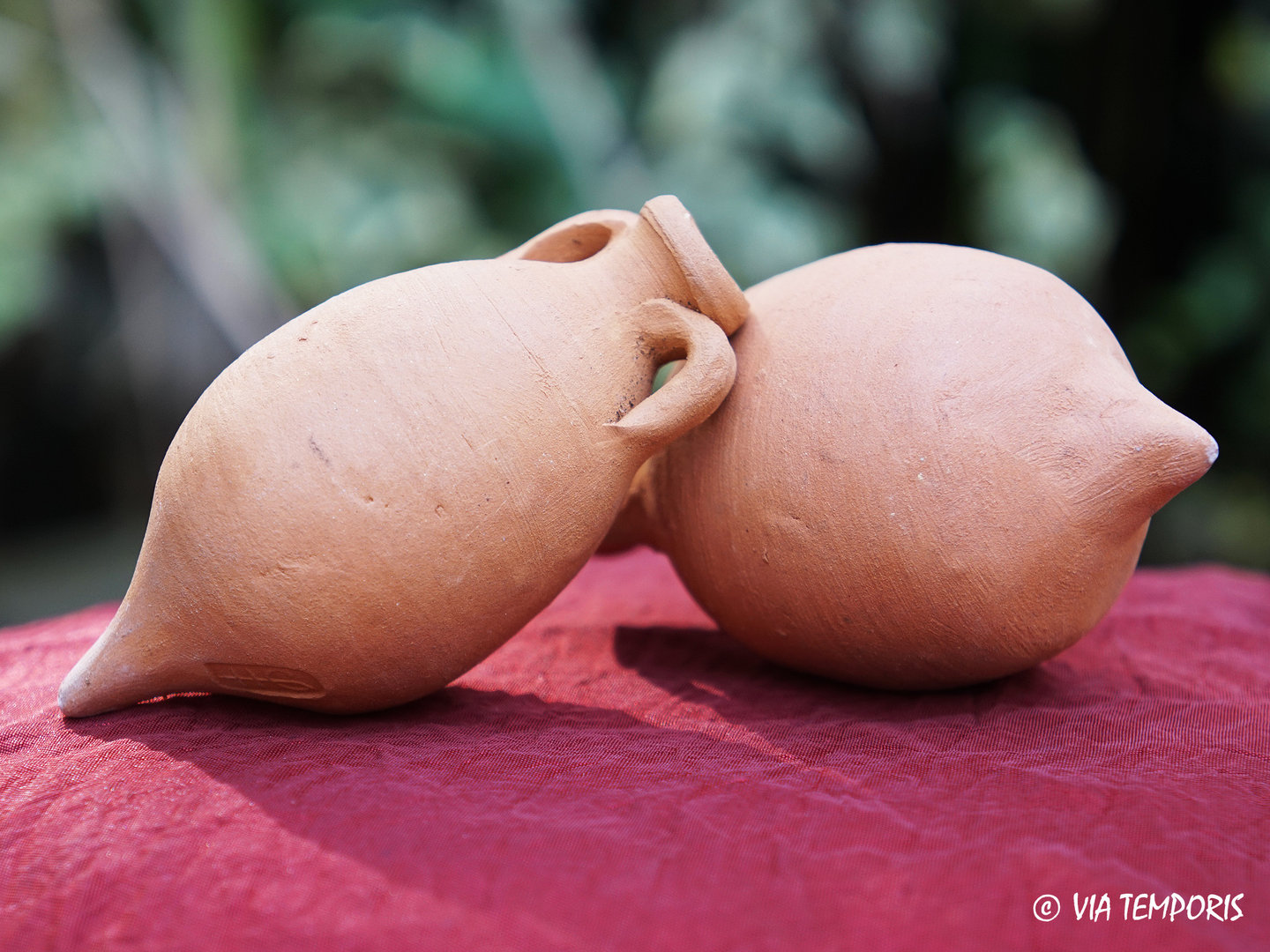 GALLO-ROMAN CERAMIC - MINI AMPHORAS