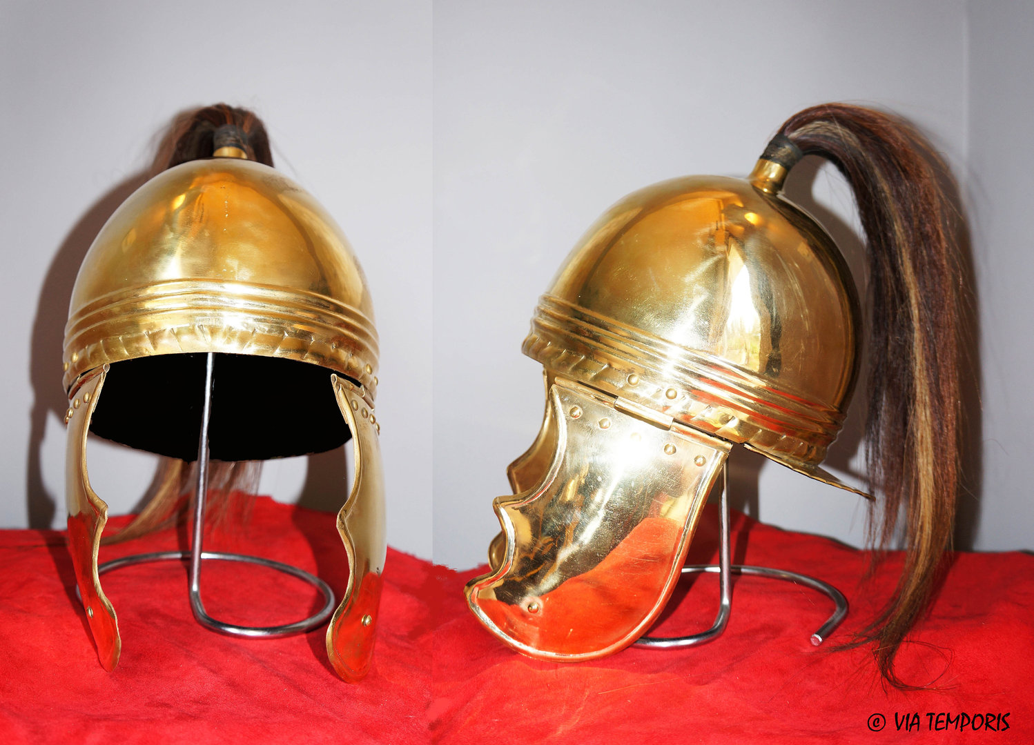 MONTEFORTINO HELMET MODEL I