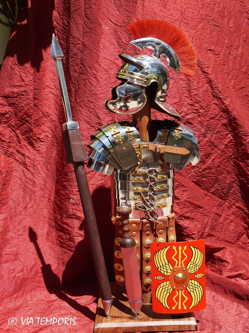 MINI FULL ARMOR OF ROMAN LEGIONARY