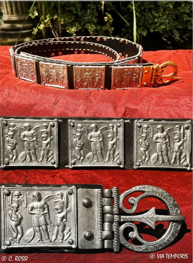 LUXURY ROMAN LEGIONARY CINGULUM