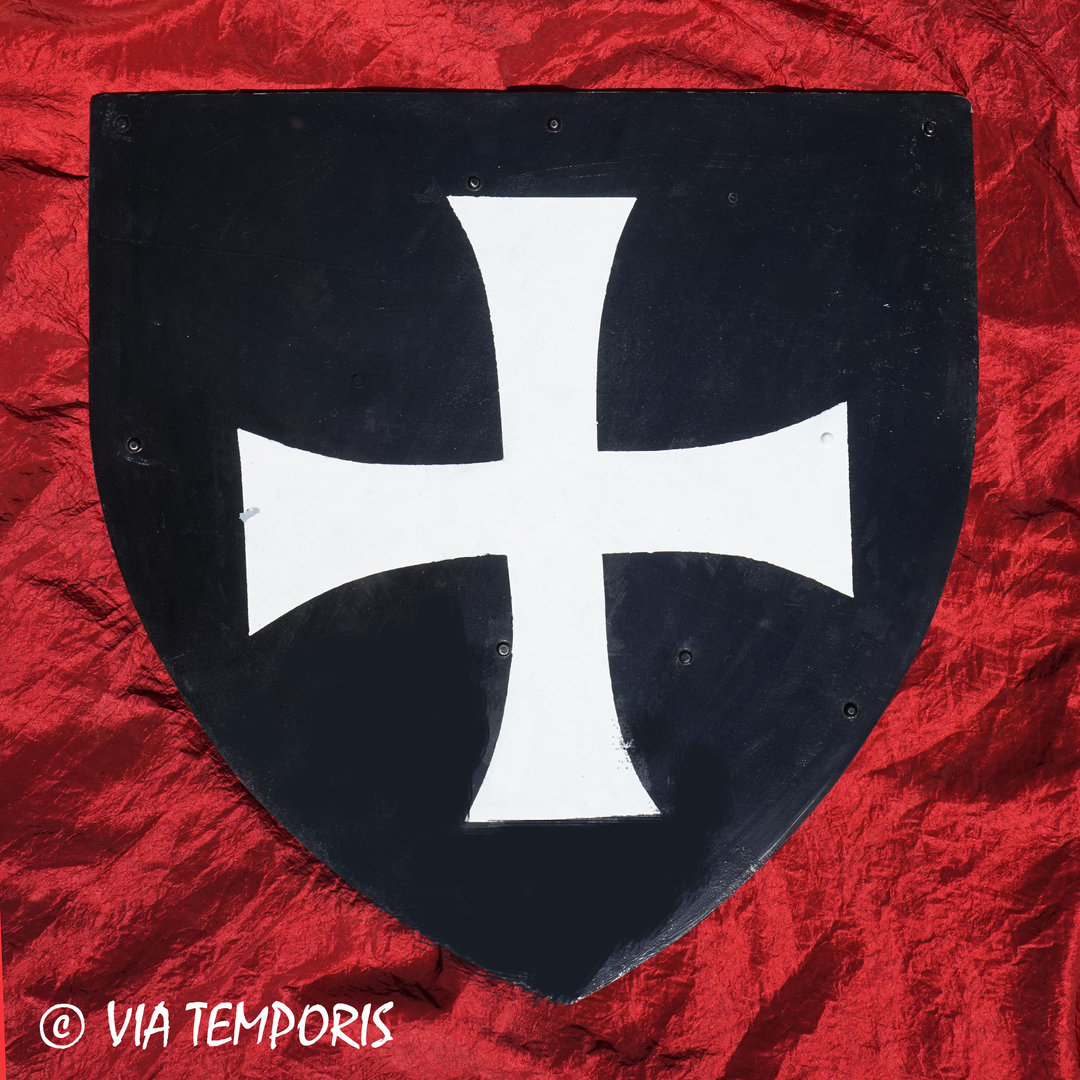 MEDIEVAL SHIELD - ORDER OF THE KNIGHS HOSPITALLERS II