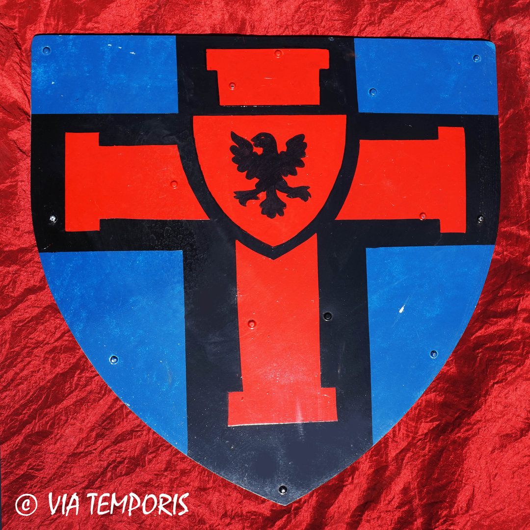 MEDIEVAL SHIELD - ORDER OF THE TEUTONIC KNIGHTS