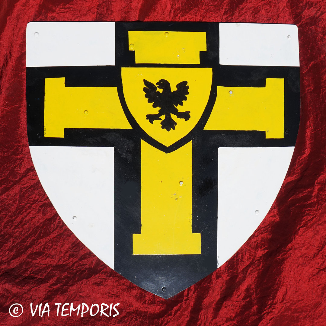 MEDIEVAL SHIELD - ORDER OF THE TEUTONIC KNIGHTS II