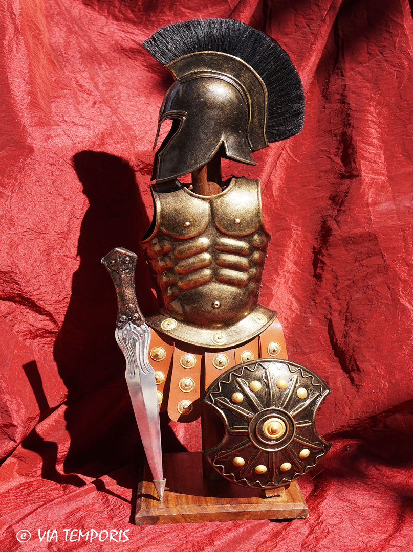 MINI ARMOUR OF GREEK WARRIOR
