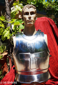 MEDIEVAL BODY ARMORS - ACCESSORIES