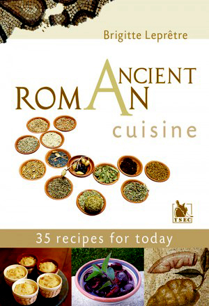 Via temporis historical books for Ancient roman cuisine