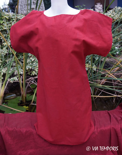 ROMAN COTTON TUNIC FOR CHILDREN