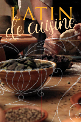 LATIN OF CUISINE