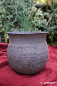 THE MEDIEVAL POTTERY